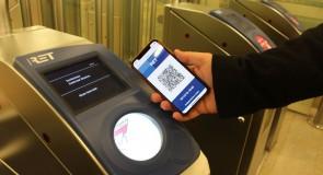 RET biedt eerste mobiele barcodeticket aan