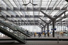 Het station als icoon in de stad