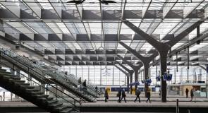 Station als icoon in de stad