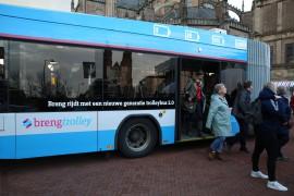Arnhemse trolley 2.0 gaat van start
