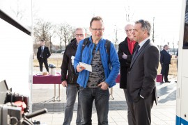 Marc Maartens 30 jaar bij OV-Magazine