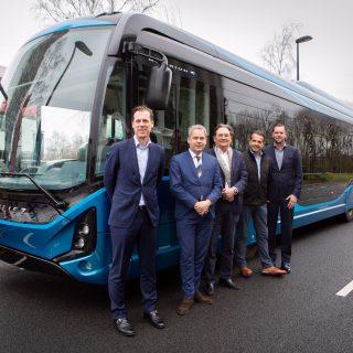 'E-bussenmarkt wordt steeds gezonder'