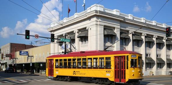 De revival van tram in de VS