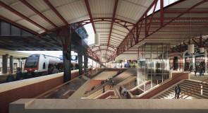 Station Groningen ingrijpend op de schop