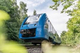 Alstom levert RMV 27 waterstoftreinen