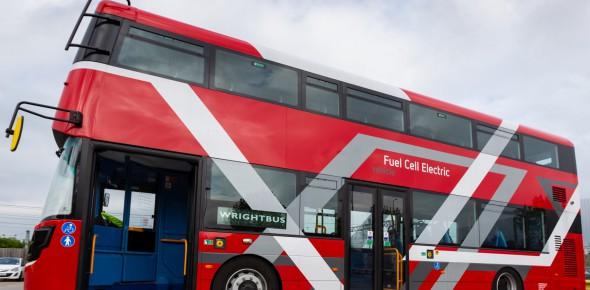Londen bestelt 20 waterstofdubbeldekkers