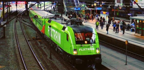 FlixTrain wil vijf routes rijden in Frankrijk