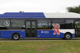 Limburg krijgt 55 elektrische streekbussen