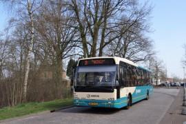 Schonere voetafdruk voor bussen Arriva