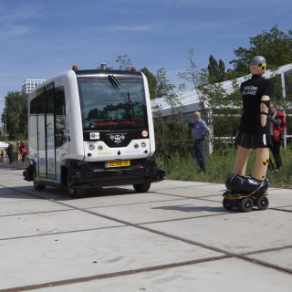 Nederland klaar voor autonome shuttles
