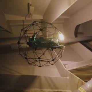 Drones ingezet voor onderhoudsinspecties