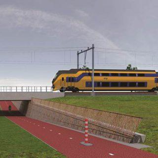 Station Naarden-Bussum gaat op de schop