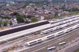 Westzijde station Zwolle toekomstbestendig