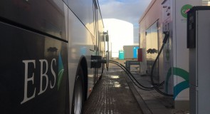 Groengasbussen voor de regio Den Haag
