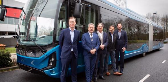 'De e-bussenmarkt wordt steeds gezonder'