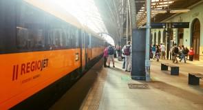 Nieuwe treinverbinding Praag – Boedapest