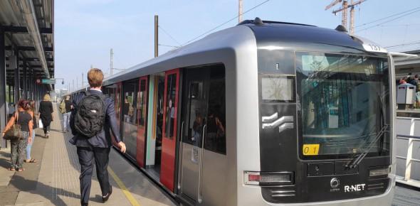 Amsterdam maakt haast met metropakket