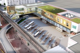 Dynamisch geclusterd busstation prima haalbaar