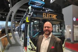 Eerste elektrisch gelede bus voor Volvo