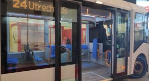 Eerste elektrische stadsbus voor Tribus