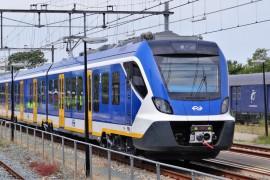 Zelfrijdende trein tussen Lelystad en Zwolle
