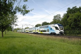 Westbahn ververst dubbeldeksvloot