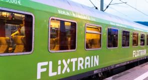 FlixTrain aast op twee routes in Zweden