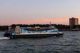 Watervervoer rond Rotterdam naar 0 uitstoot