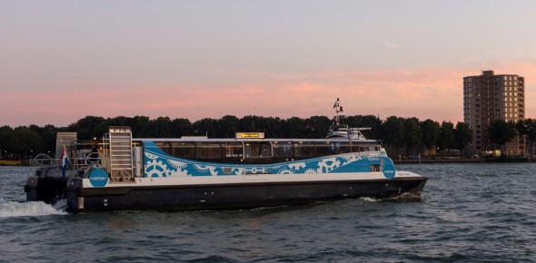 Waterbus voor tweede keer aanbesteed