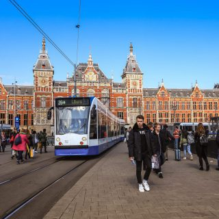 Ontwerpopgave ov Metropoolregio Amsterdam