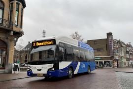 Friesland wil 168 ZE-bussen in 2025