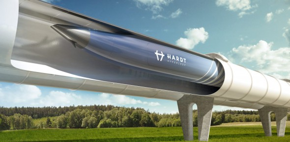 Europese normen hyperloop in de maak