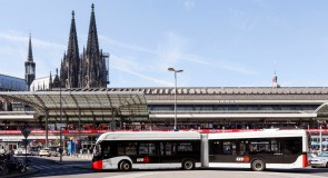 VDL levert 53 elektrische Citea's aan Keulen