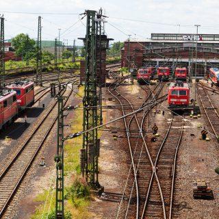 Dit decennium 86 miljard voor Duits spoor