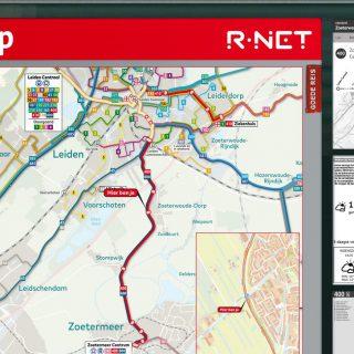 FIS biedt realtime halte-informatie