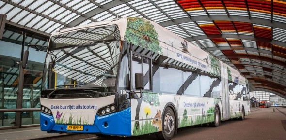 GVB: 'In 2025 is ál ons materieel ZE'
