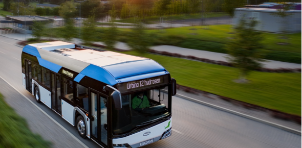Zuid-Holland krijgt 20 waterstofbussen