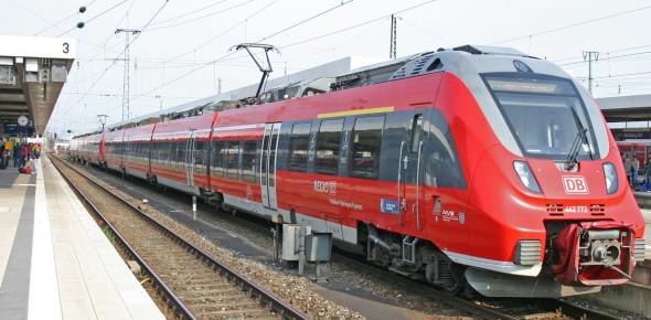 DB Regio wint Zuid-Duitse aanbesteding