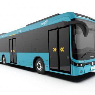 Ebusco levert 13 bussen voor Frankfurt