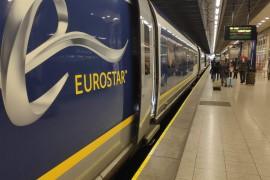 Met Eurostar mee naar Londen