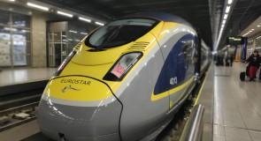 Met Eurostar mee naar hartje Londen