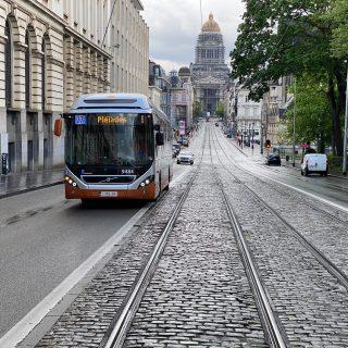 Hoe Brussel ruimte maakte voor meer ov