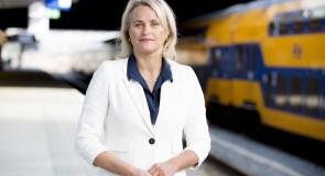 Marjan Rintel volgt Van Boxtel op bij NS