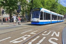 Wil de reiziger bus of tram?