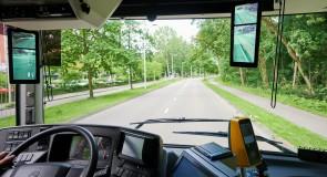 Camera's voor elektrische Volvo's Arriva