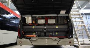 LFP-batterijen zijn de sleutel voor Ebusco