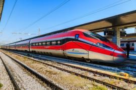 Italiaanse HSTs voor Trenitalia in Spanje