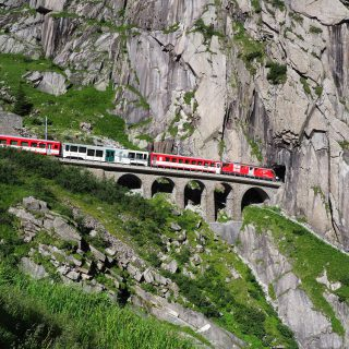 Zwitserse spoortunnel versnelt Europees ov