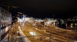 Zweden besteedt nachttreindiensten aan