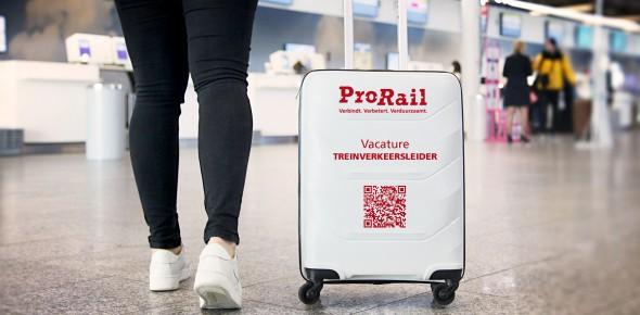 ProRail richt pijlen op luchtvaartsector
